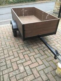 Trailer 5ftx3ft