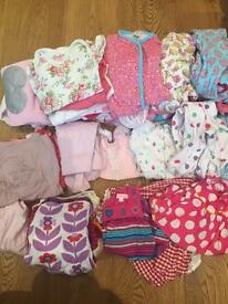 Girls clothes bundle 3-6 months