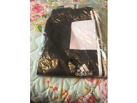 BNWT Adidas football bottoms
