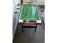 used Football Table in very good condition