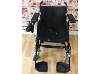 Electric Folding Wheel Chair