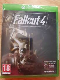 Fallout 4 & 3 Brand New, Sealed