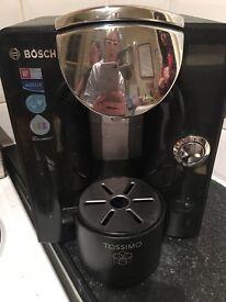 BOSCH BRITA TASSIMO COFFEE MAKER