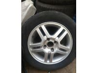 Ford 15 Inch Alloy Wheel in West London Area