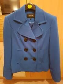 Women's evening coat