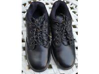 Shoes. Steel Toe Cap.