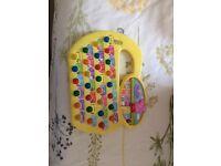 Peppa pig Phonics toy, clock & musical instruments