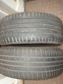 Hankook 205/50 x 16 tyres