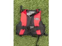 Yak child's 35N buoyancy aid
