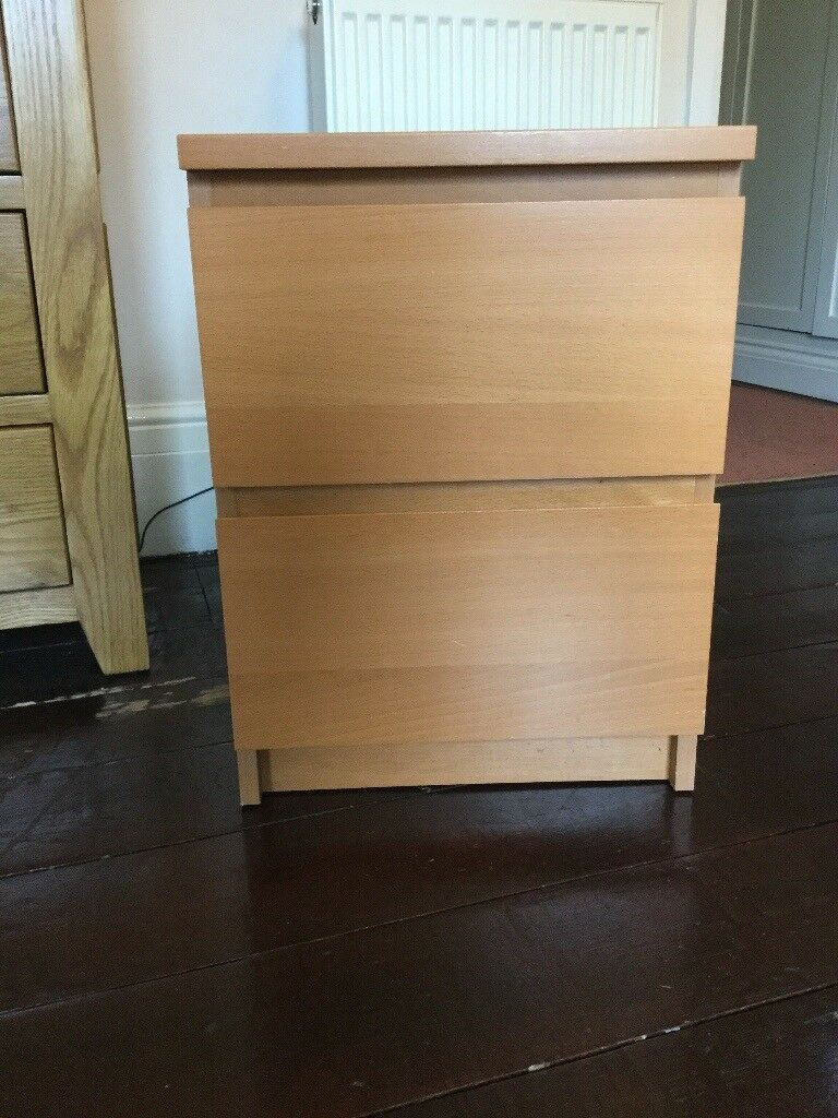 Chest of drawers- 2 drawer
