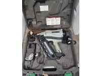 Hitachi Nail Gun with case