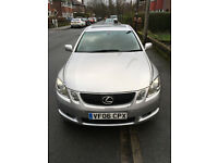Lexus GS300 SEL - FSH - Top of the range - Excellent condition - Lovely to drive.