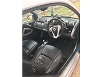 1lt turbo smart car heated leather seats built in sat nav and glass roof