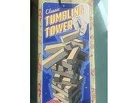 Retro Bazaar Classic Tumbling Tower Stacking Game