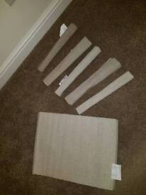 Brand New Ikea placemats 6 £2.50 (set)