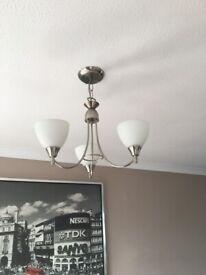 2x Ceiling Lights
