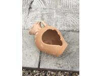 Handmade plant pot