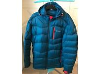 Men's Kilpi down filled Siberium Jacket XXL