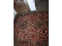 Rug - 100% wool - excellent condition