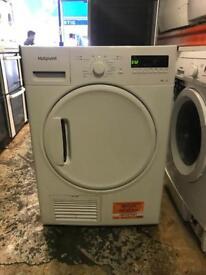 Hotpoint condenser dryer very good condition