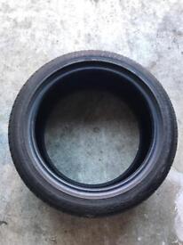 Dunlop runflat tyre