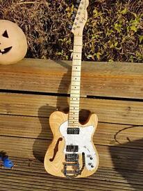 Telecaster slim line guitar