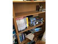 Pair of bookshelves
