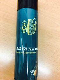 Q8 Air Filter Oil 500ml