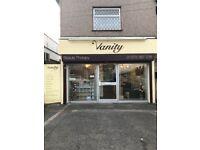 Beauty Salon Lease/business for sale- buzzy little beauty salon in grays,Essex for sale!