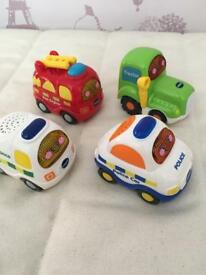 Toot Toot Vehicles