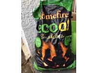 AWAITING COLLECTION - A big bag of Homefire smokeless ecoal /coal