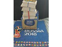 Panini Russia World Cup Stickers 2018