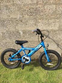 Boys bike - 16 inch wheels