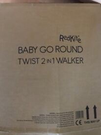 Redkite 2in1 babywalker (New)! (Collection Only !)