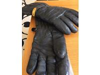 Sportex motorbike gloves