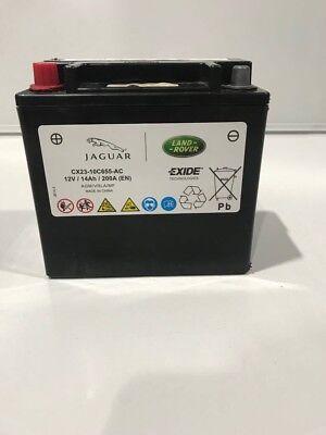 Jaguar Land Rover Range Rover 019 VOITURE Batterie VRLA AGM EFB 105AH S5A13 S5A15 100