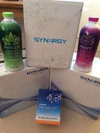 Synergy Worldwide health supplements
