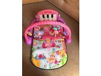 Baby activity mat
