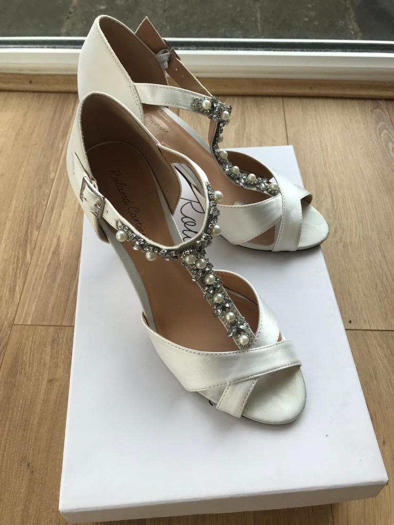 534549f9426 Ivory Roland Cartier Maddalyn wedding sandals