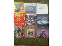 Prog vinyl/Rock lps /vinyl/Genesis/Jade warrior/Moody Blues/Asia/Yes