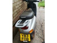 Piaggio, VESPA, 2001, 49 (cc) spares or project