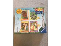 Ravensburger: my first puzzles