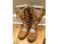 Timberland Ladies Snow Boots Size 39