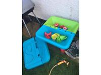 Sandpits to collect in hucknall