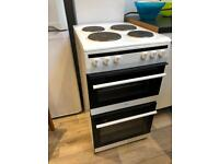 Amica freestanding double oven/grill 1 year old.