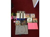 Ps1 & Ps2 Gaming Bundle