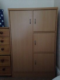 Childs combi-wardrobe for sale