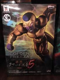Dragonball super golden freeza