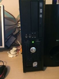 Dell Optiplex 760 320GB HD 8GB Ram Windows 10