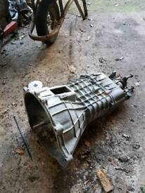 Ford capri mt75 hybrid rebuilt box and cosworth clutch and prop